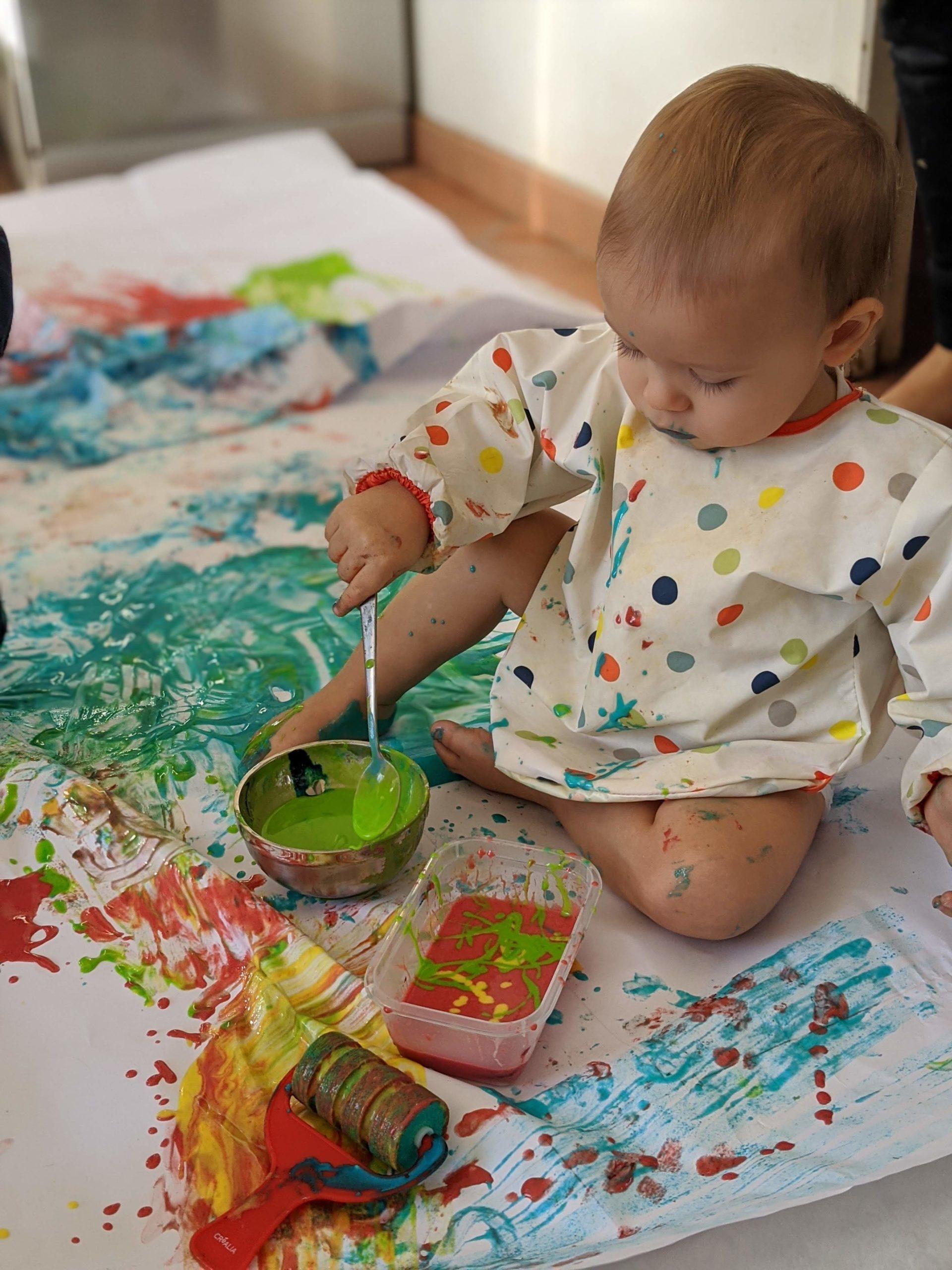 Baby Art - Des Pinceaux et Des Rêves - Marseille