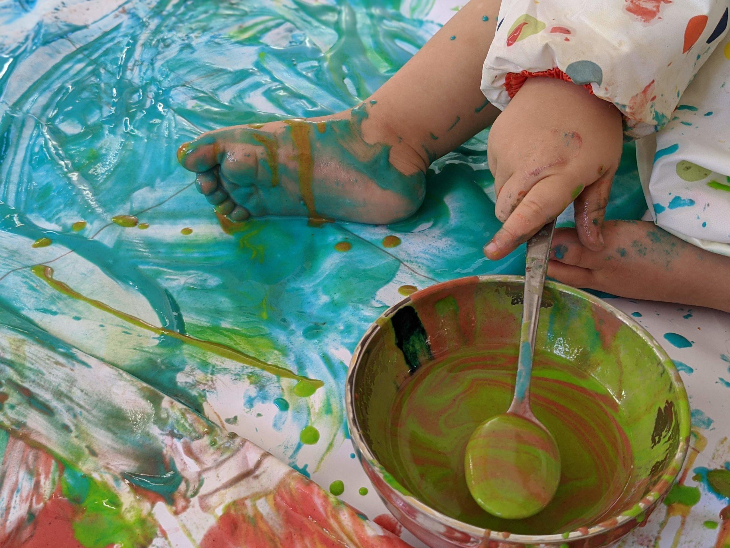 Ateliers Bébé Art !