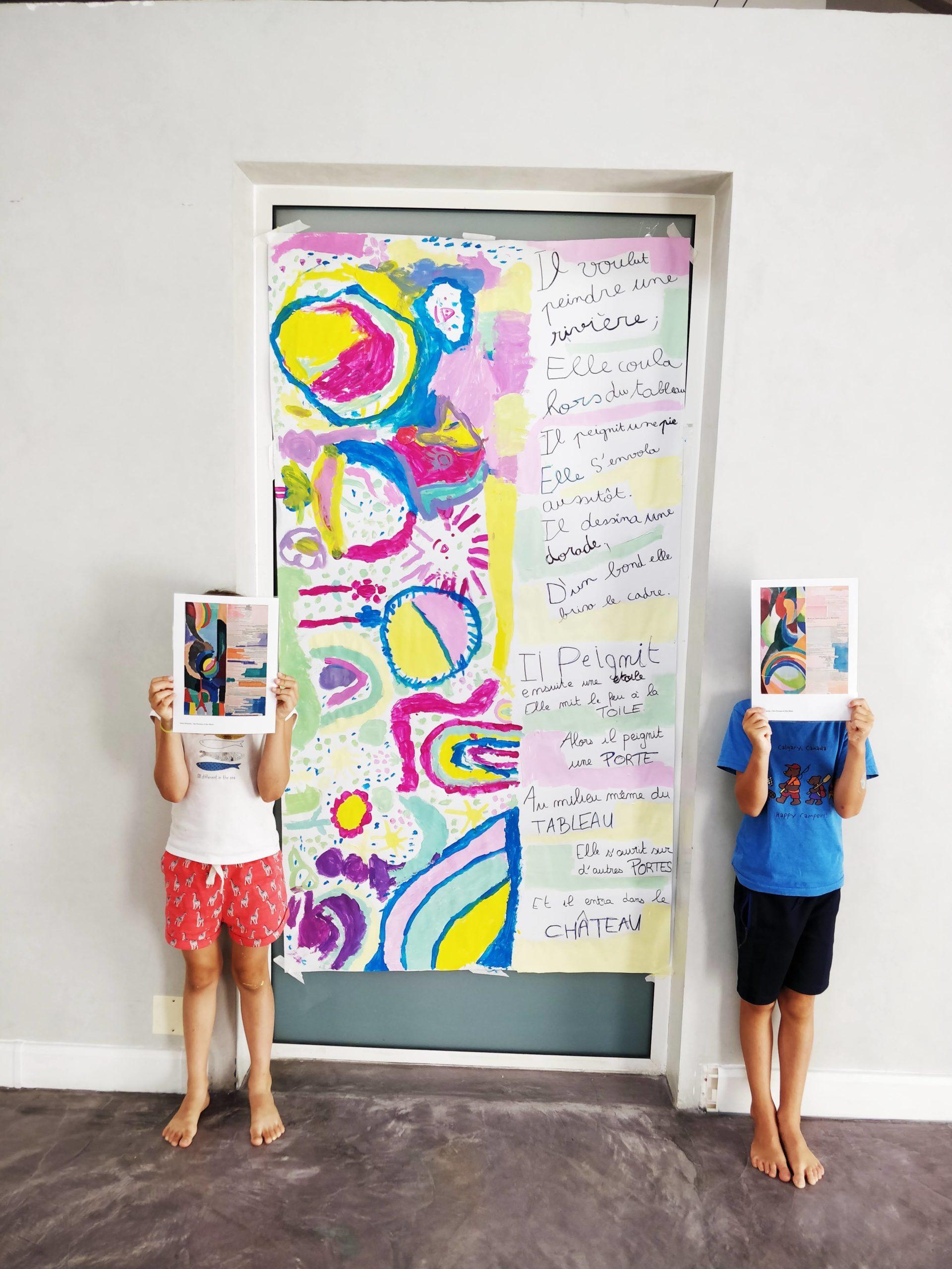 A VENIR sept.2021 - ART PLASTIQUE les mercredis après-midi chez A LITTLE FAMILY, 13007