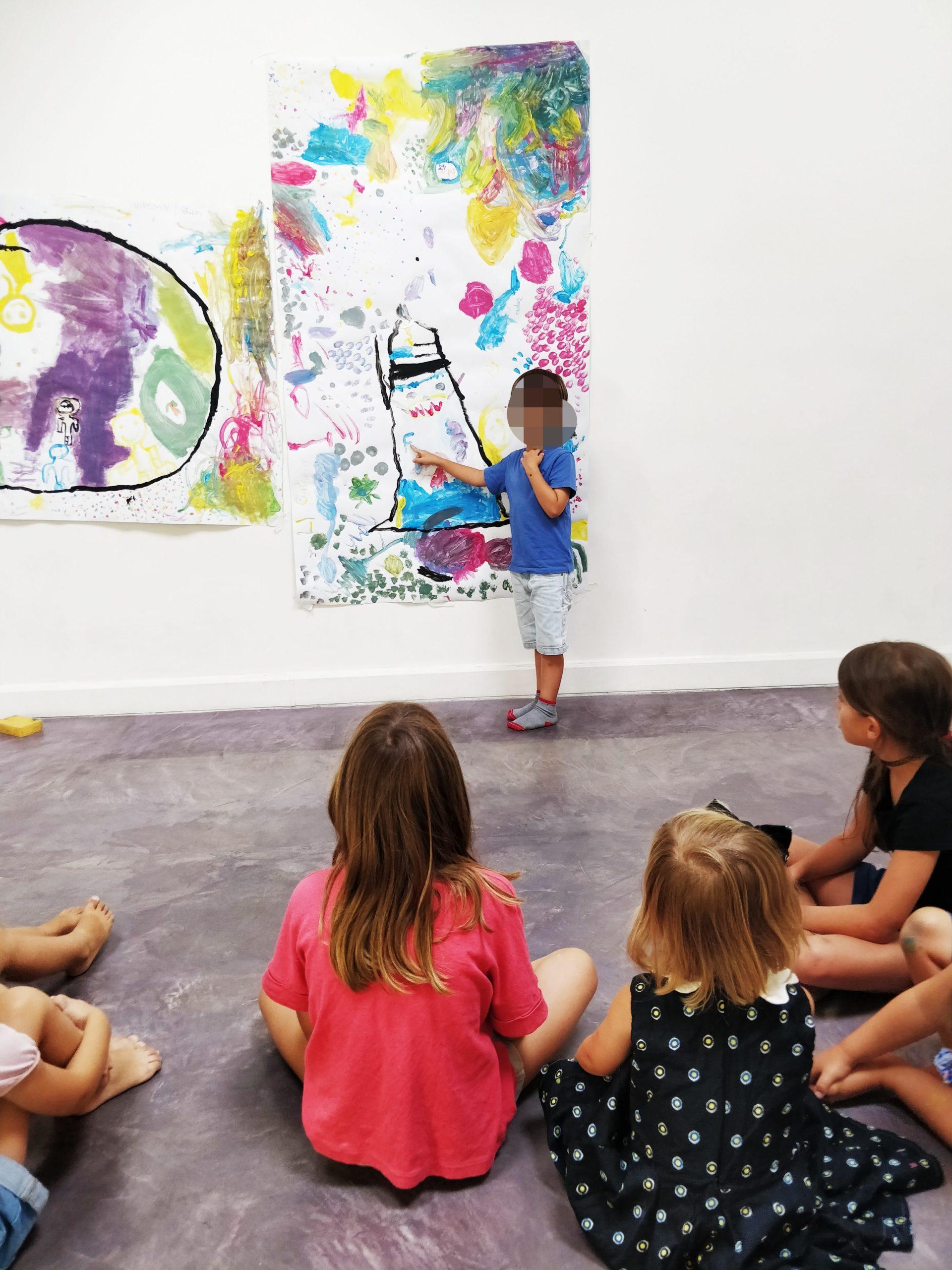 2021-2022 - MERCREDIS ARTISTIQUES, les après-midis chez A LITTLE FAMILY, 13007